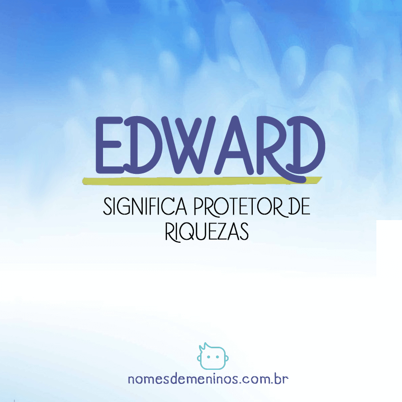 Significado de Edward